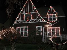 The Lights on Peacock Lane, Portland, Oregon 2013   December 15 and 16 (Pedestrian Only Nights) 6 pm - 11 pm December 15 - 30: 6 pm - 11 pm December 24: 6 pm - midnight December 31: 6 pm - midnight  The best way to see the lights is on foot. Park somewhere in the neighborhood and enjoy a stroll down the Lane.
