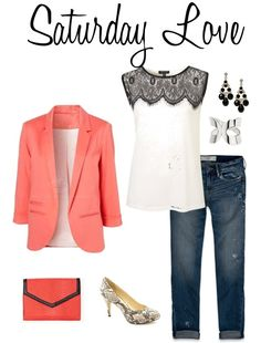 My New Favorite Outfit: Saturday Love