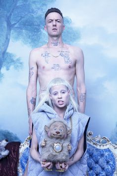 Die Antwoord  Awesome!