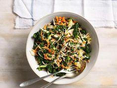 Kale Slaw recipe from #FNMag