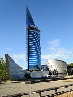 Torre de las Telecomunicaciones, Montevideo, Uruguay, 2003