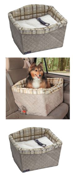 Car Seats and Barriers 46454: Portable Pet Car Booster Seat Carrier Totes Family Dog Cat Safety Vehicle Travel -> BUY IT NOW ONLY: $88.79 on eBay!