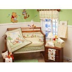 Winnie the pooh nursery bedding - Pooh