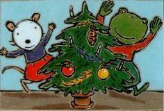 Kerstlichtjes en nieuwjaarswensen!
