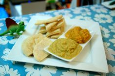 Hummus in Korea. Get it delivered and find out four other yummy food delivery places in Seoul.