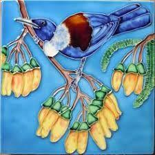 Image result for don binney pukeko Nz Art, Ceramic Wall Art, Make Art, Birds, Ceramics, Image, Beautiful, Ceramica, Pottery
