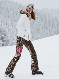 I NEED these ski pants!!!!