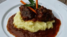 Beef Recipes, Ham, Mashed Potatoes, Grilling, Food And Drink, Health Fitness, Tasty, Meals, Cooking