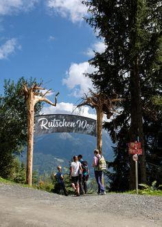 Der Rutschen Weg in der Wildkogel-Arena. Spaß & Action für Klein & Groß. Places To Go, Things To Do, Pictures, National Forest, Hiking, City, Ideas, Things To Make