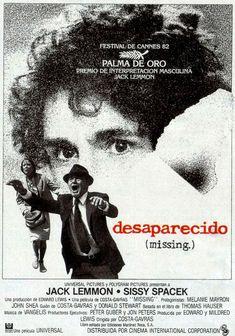 Desaparecido (Missing), de Costa-Gavras, 1982