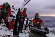 Leg 6 - Day 5 / Groupama in the Volvo Ocean Race / Credit : Yann Riou