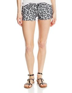 Hurley Juniors 81 Cut Off Short, White, 26 * Check this awesome product by going to the link at the image.