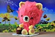 Happy - a miniature teddy bear