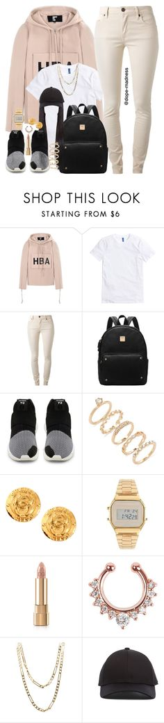 """""""Late: Happy New Year"""" by dope-madness ❤ liked on Polyvore featuring Hood by Air, Burberry, Forever 21, Dolce&Gabbana, Cartier and Acne Studios"""