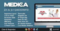 Review Medica - Clean, Responsive, Medical Joomla Themeonline after you search a lot for where to buy