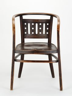 Chair #721 by Otto Wagner  #GISSLER # interiordesign