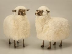 Claude Lalanne Sheep in Solid Bronze, in the Style of