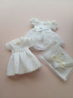 Dantelli , keten bebek elbisesi lavanta kesesi, bebek şekeri, vaftiz töreni hediyelikler