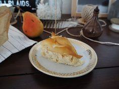 Birnen-Ricotta-Strudel mit Filoteig | Skön och kreativ Strudel, Ricotta, Pear, Dessert, Fruit, Food, Pears, Food Food, Creative