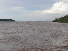 Entre as ilhas.  Belém Foto Panoramio.