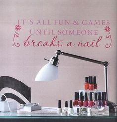 So true, by Barbie's Beauty Bits. #nails, #quotes