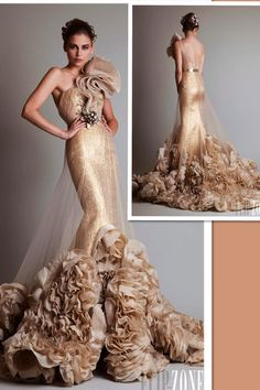 Sexy Dresses, Nice Dresses, Prom Dresses, Formal Dresses, Couture Dresses, Bridal Dresses, Fantasy Dress, Glamour, Elegant Outfit