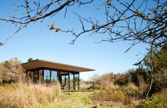 Olson Kundig Architects' Transforming Micro Cabin Folds Up to ...