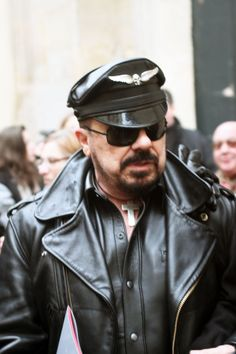 "Peter Marino: ""The leather daddy of luxury"""