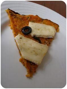 Už niekoľko bloggeriek mi urobilo napriek a publikovali články, ako si upiecť zdravú, respektíve paleo pizzu. Jej základom bol karfiol. Lenž...