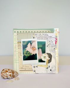 the pink couch: scrapbook