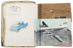 The Walking Car – Oliver Jeffers – Illustrators & Artists Agents – Début Art