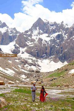 Cilo dağları