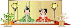 Dia das Meninas no Japão - HINA MATSURI- 3 de março