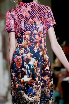 "Proenza Schouler Spring/Summer 2013 Detail  ""The Tumblr Collection"""