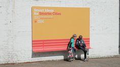 Smart Billboards - IBM Kampagne von Ogilvy & Mather
