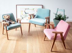 Lovely Market - News - fauteuil design 366 Concept