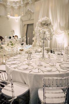 Wedding Inspo anything for a white wedding!