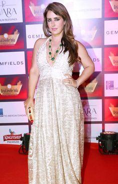 Pria Kataria Puri at Retail Jeweller India Awards. #Page3 #Fashion #Style #Beauty #Hot #Sexy Ileana D'cruz, Bollywood, Awards, Beautiful Women, Retail, Celebs, India, Formal Dresses, Hot