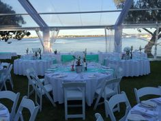 Stunning Marquee Wed