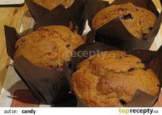 Pravé americké muffiny recept - TopRecepty.cz
