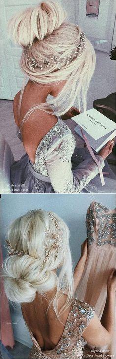 Top 25 Ulyana Aster Wedding Hairstyles #weddings #weddinghairstyles #dpf #deerpearlflowers #hairstyles