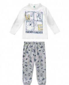 #Pé-de-Meia | O #presente que vai querer ter! #Benetton #pijama #spongebob