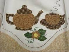Resultado de imagem para panos de prato em patchwork