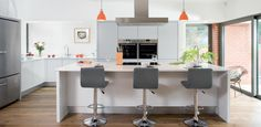 contemporary kitchens - Google Search
