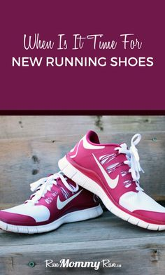 When is it time to buy new running shoes?