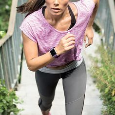 Steps? Conquered. #MakeYourMove with the new @Fitbit Blaze.