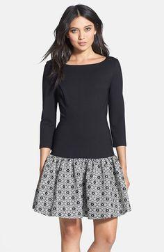 katherine drop waist dress / erin by erin fetherston