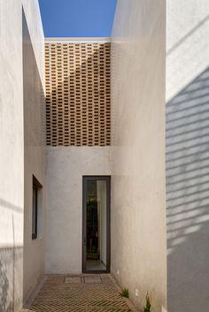 Casa Jardín, Ciudad de México - DCPP arquitectos - © Rafael Gamo