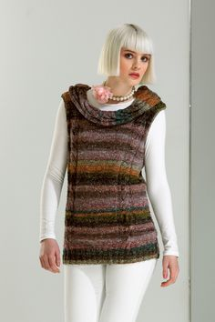 Noro Patterns - Style @ Knit One Purl One