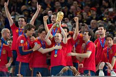 Spain, 2010 World Cup Champions, Sports Page, World Cup Winners, Fifa World Cup, Spanish, Football, Soccer, Futbol, Spanish Language